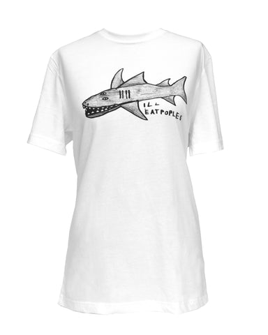 NEW! Park Life x Creative Growth 'SHARK' T-Shirt