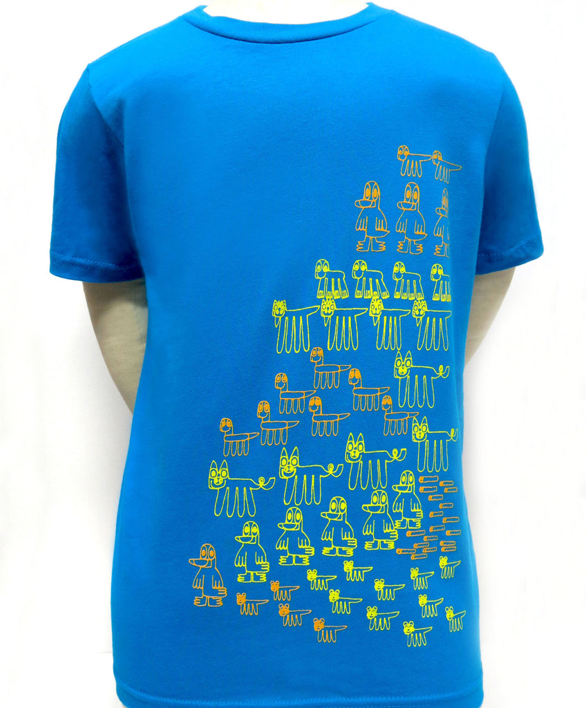 SALE! 'ANIMAL PARADE' Youth T-Shirt
