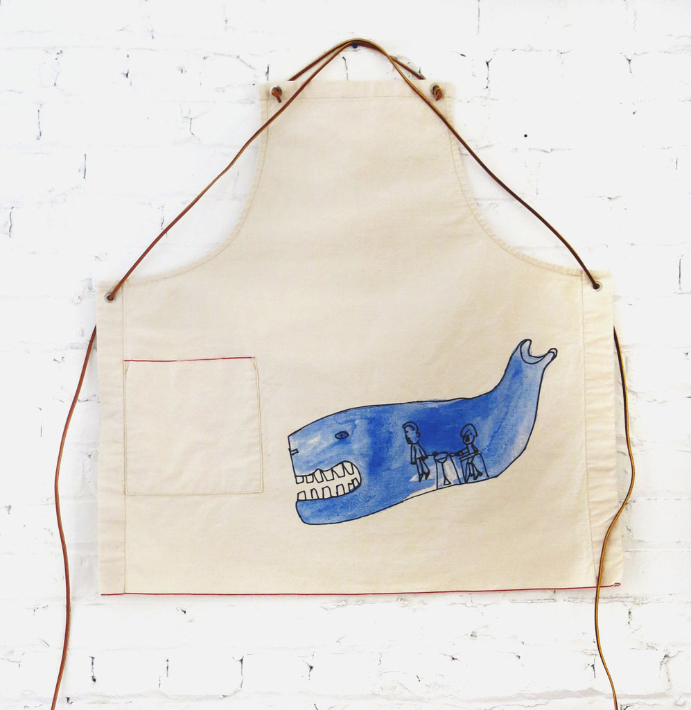 SALE! Small Trade Company + Creative Growth Art Apron