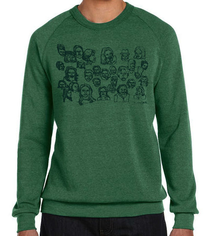 SALE! 'FACES' Sweatshirt