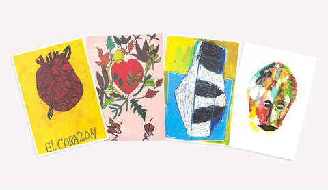 NEW! 'LOVE' Variety Card Pack