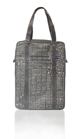 "SALE! William Scott ""Praise Frisco City Plan"" Bag"