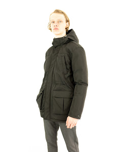 Serge Jacket | Black