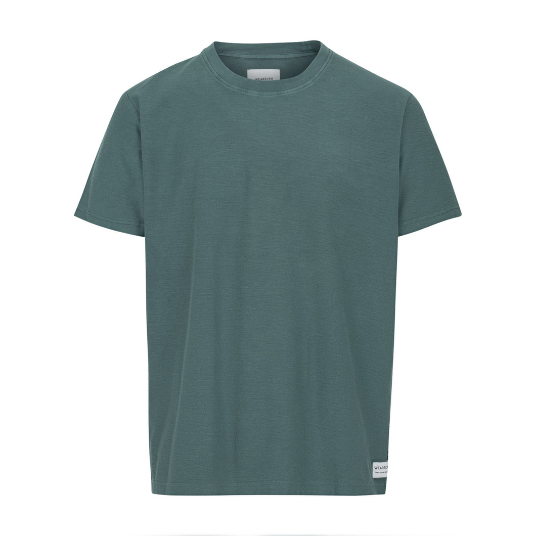 Dele S/S T-shirt | Dark Green
