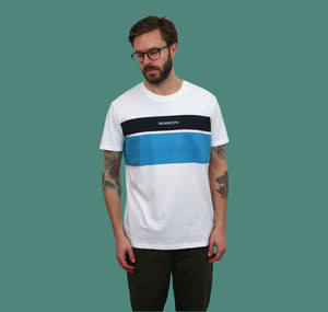 Dolberg SS Tee | Dusty Blue