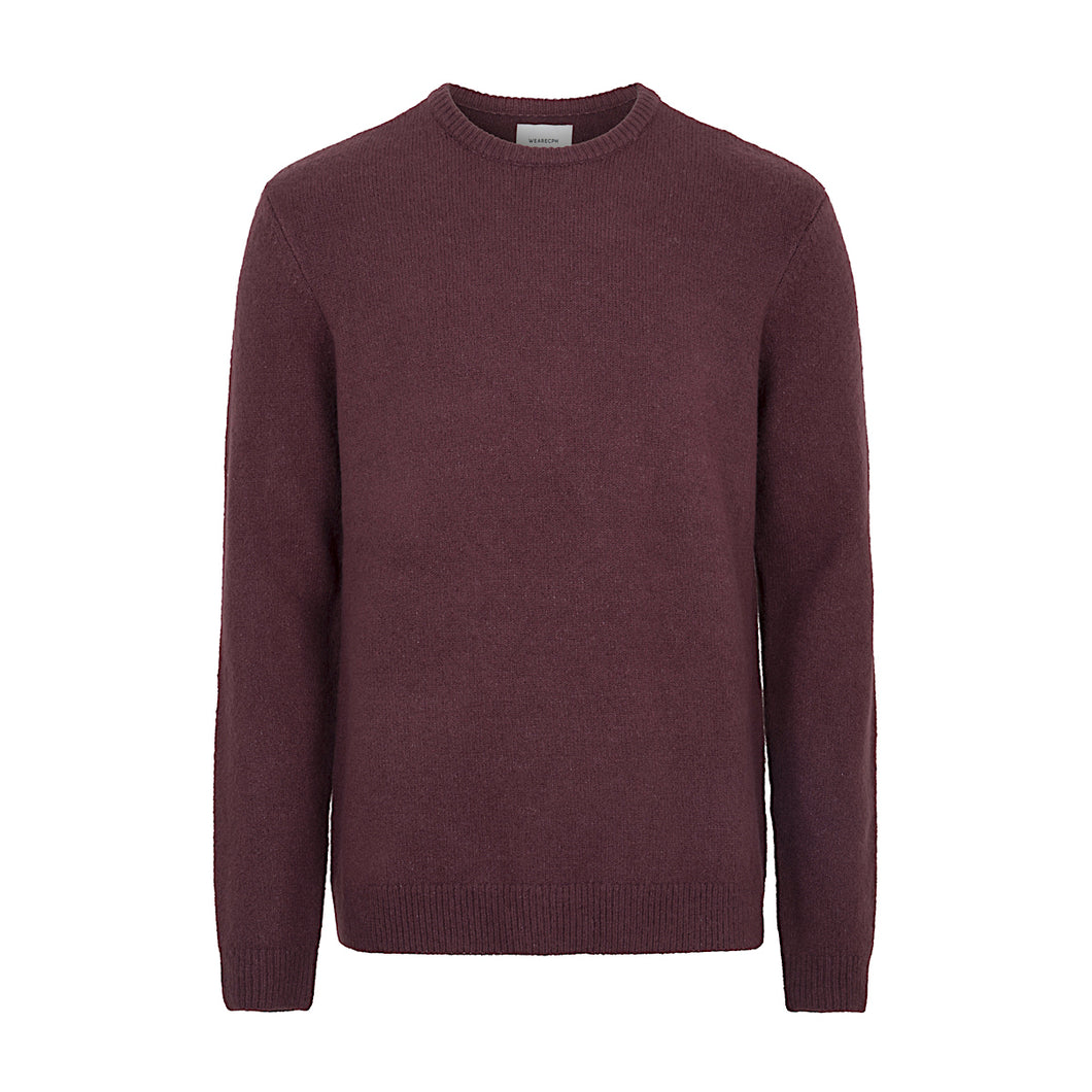 Zuma Knit | Dark Wine