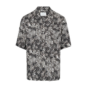 Inca Shirt 3308 | Black