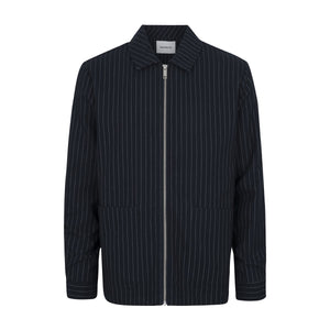 Wearecph Nissen Jacket Navy Stripe