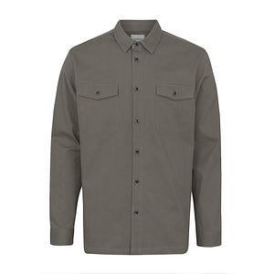 Bruno LS Shirt | Grey