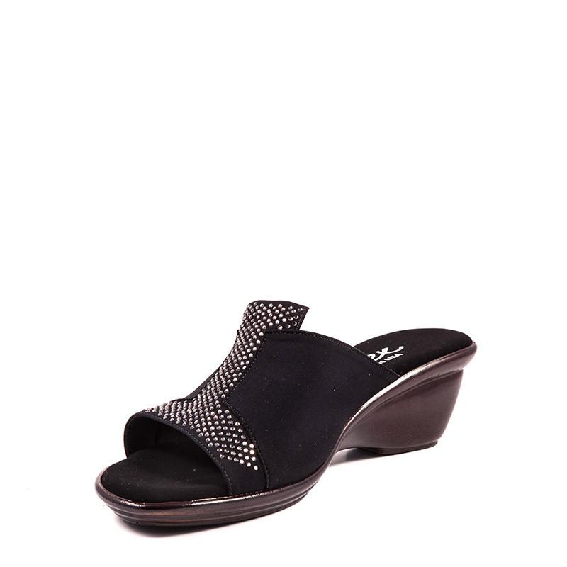 Onex Shoes Andi, Black Wedge