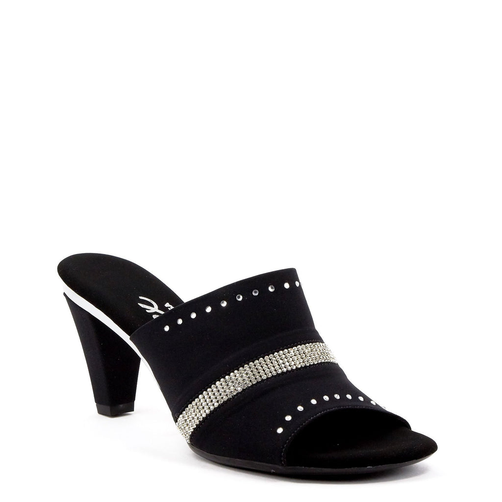 Onex Shoes Black Evening Heel