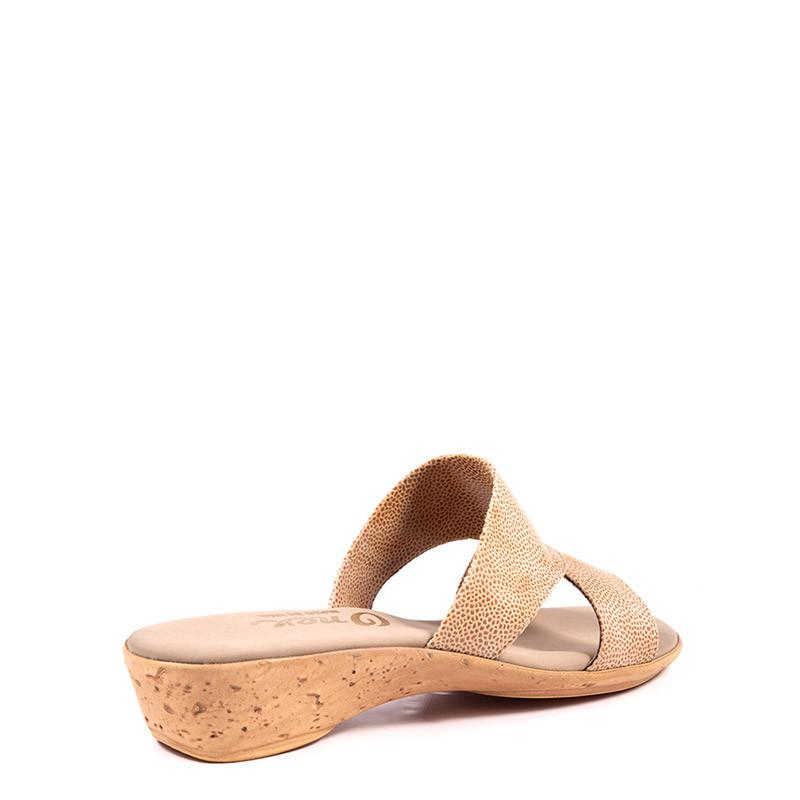 Gilda Beige Onex Sandal By Onex Shoes