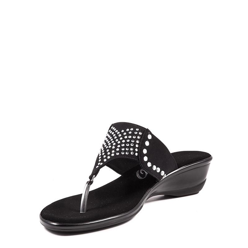 Black Hope Onex Sandal By Onex Shoes