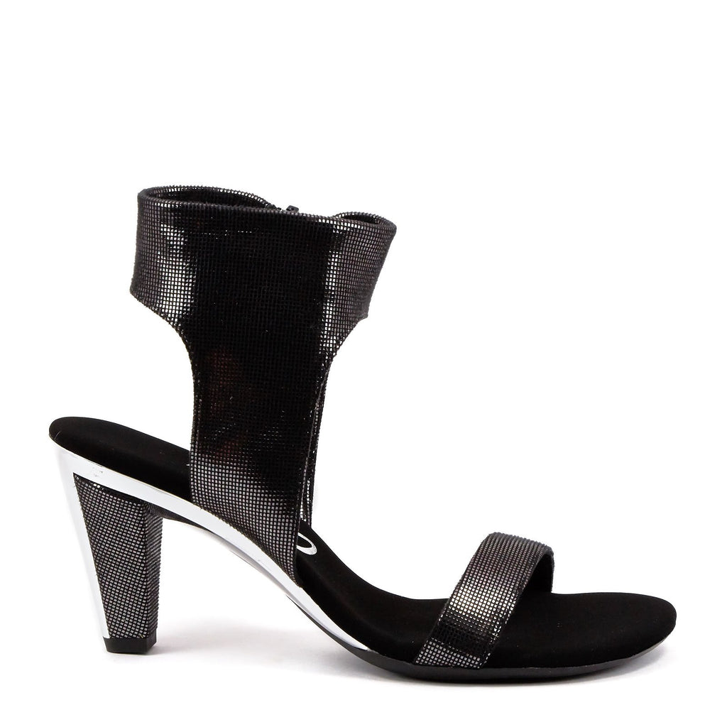 Onex Shoes Comfortable Black Evening Heels