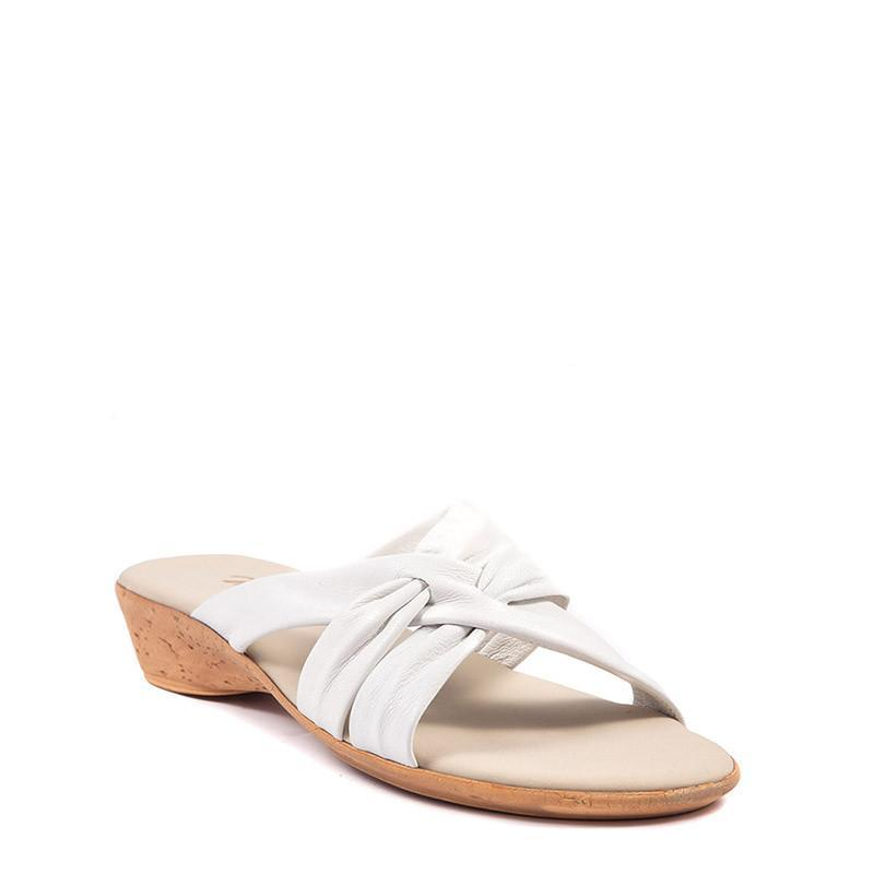 White Sail Onex Sandal By Onex Shoes