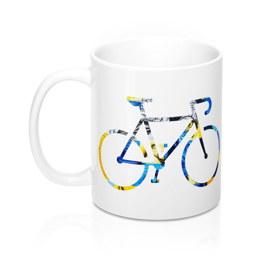 Party Bike Cycling Coffee Mug