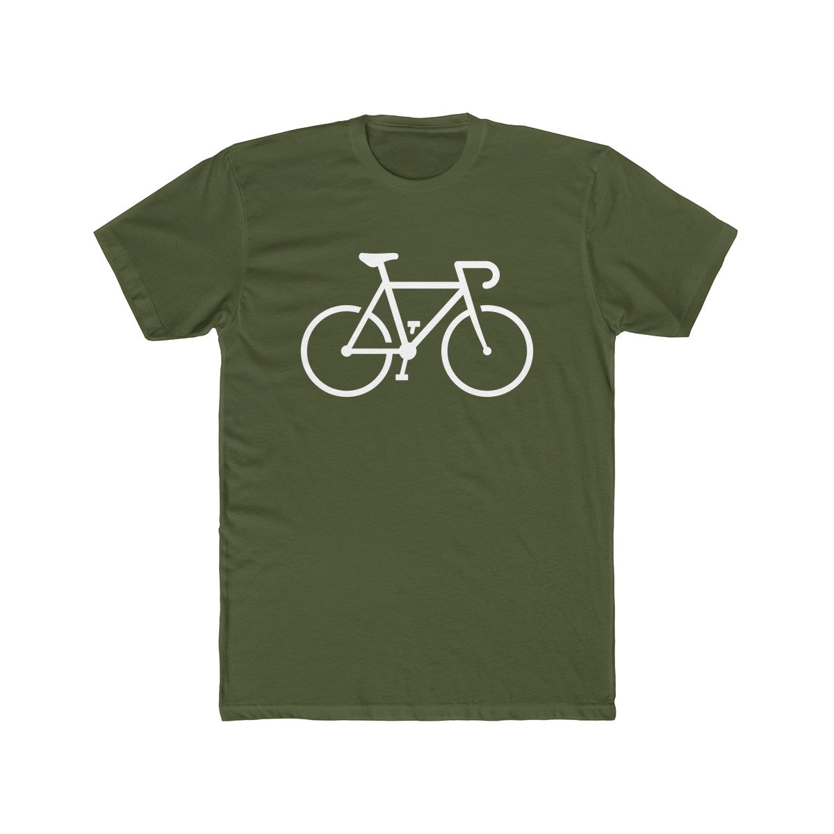 Uphill Industries Simple Cycle Tee - Cycling T Shirt