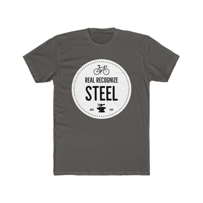 Real Recognize Steel #steelisreal Cycling T Shirt