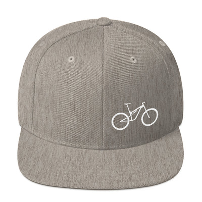 Uphill Industries Niner Snapback Hat - Uphill Industries Cycling Apparel
