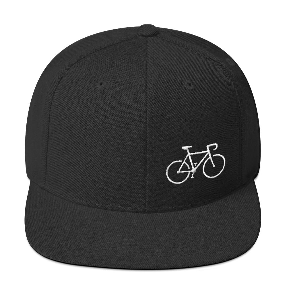 Uphill Industries Simple Cycle Snapback Hat