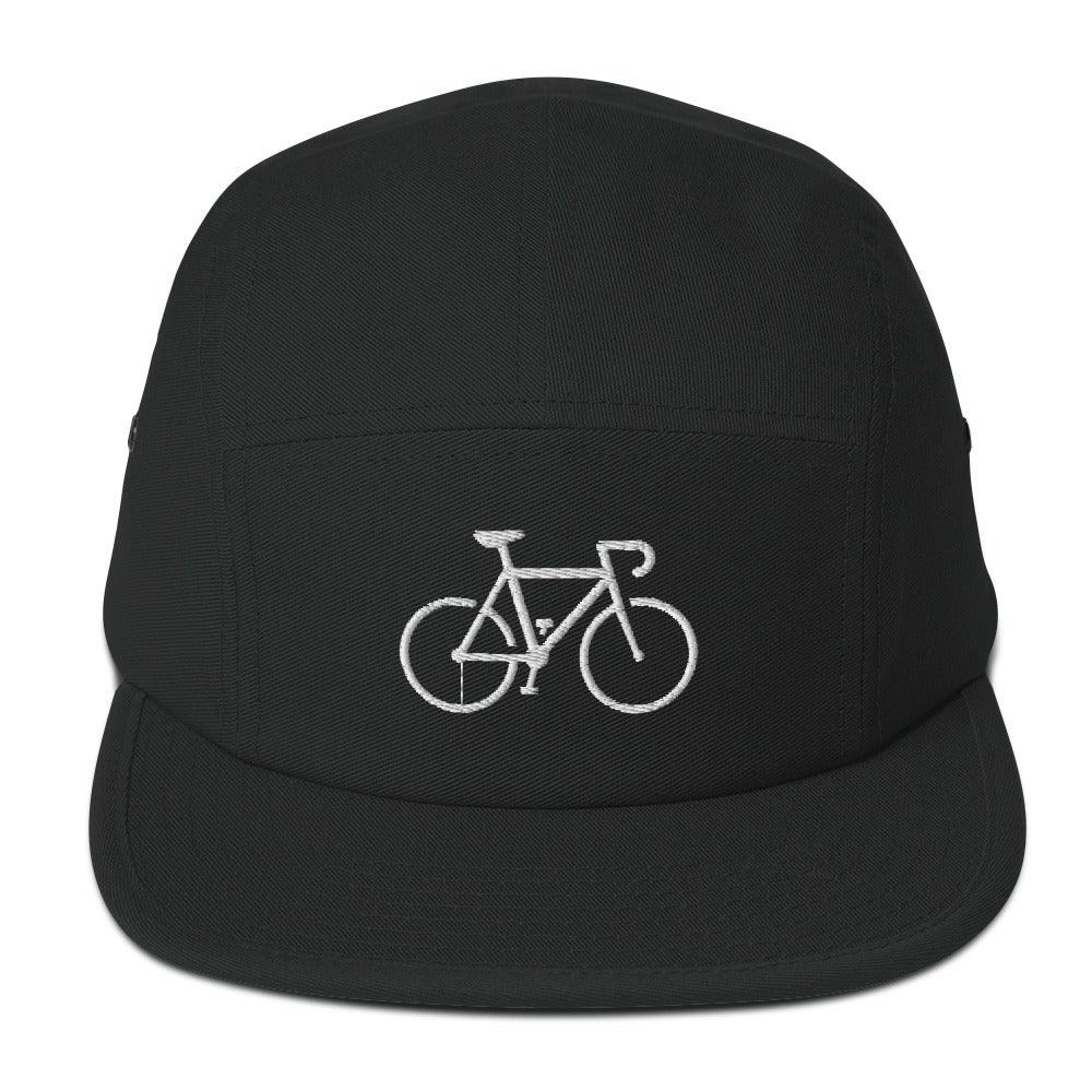 Uphill Industries Simple Cycle 5 Panel Camp Hat