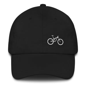 Uphill Industries Simple Cycle Niner Strapback Unstructured Hat