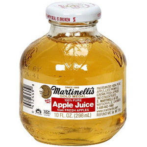 Martinelli's Apple Juice - Johnnie's New York Pizza 5757 Wilshire Blvd # 102 Los Angeles 90036 www.lajohnniesnypizzeria.com Miracle Mile Johnnys Pizza