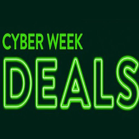 CYBER WEEK Is Coming