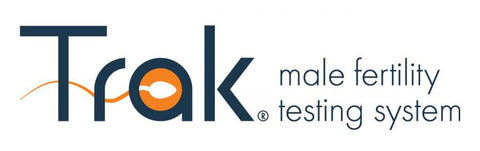 Trak Fertility Sperm Count Testing Kit