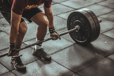 Lift weights to increase testosterone for male fertility