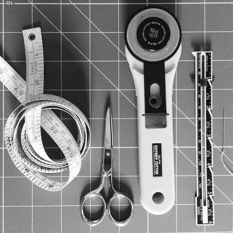 The 12 Most Essential Sewing Tools