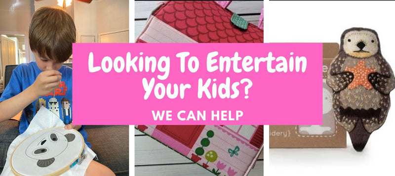 Looking to Entertain Your Kids? We Can Help!