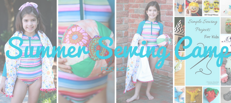 Kid's Summer Sewing Camp
