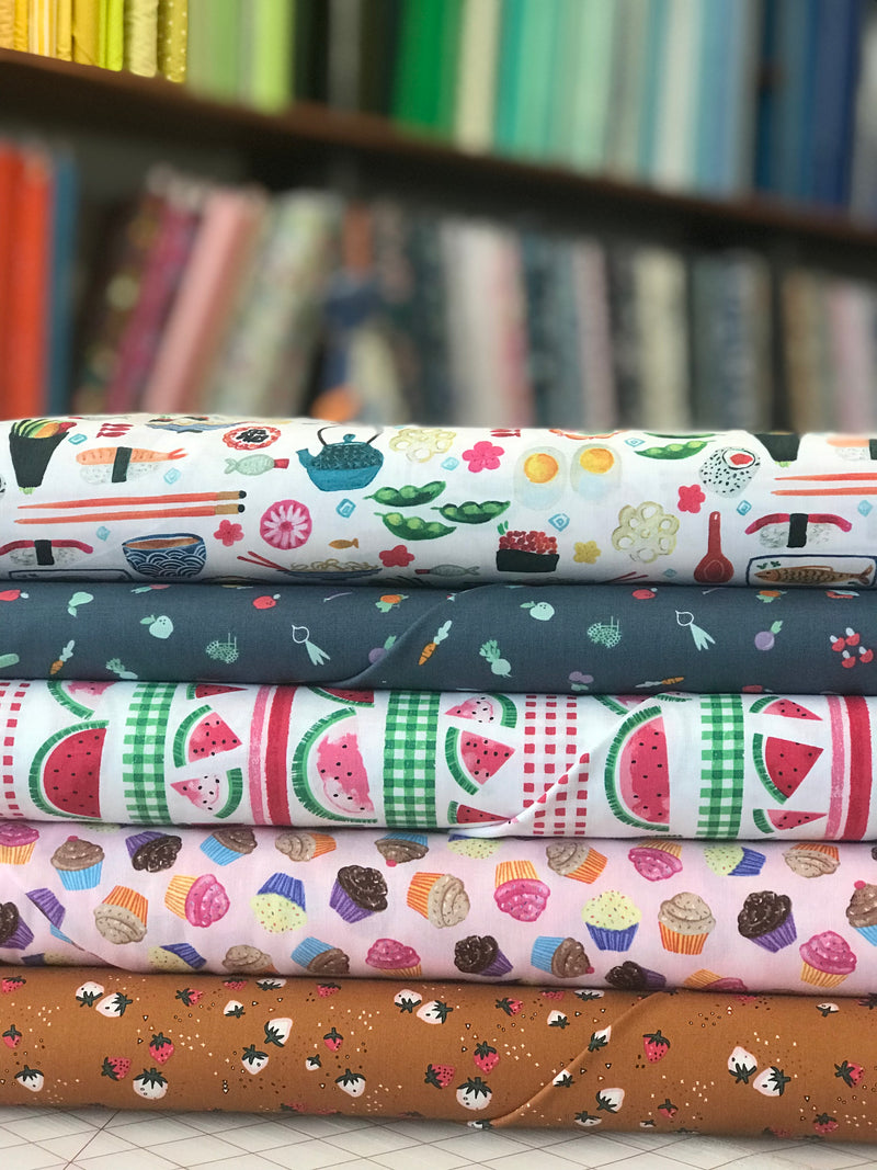 Feeling Hungry? We Have Fabric for That!