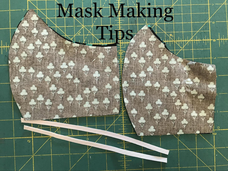 How to Make Covid-19 Masks Tips