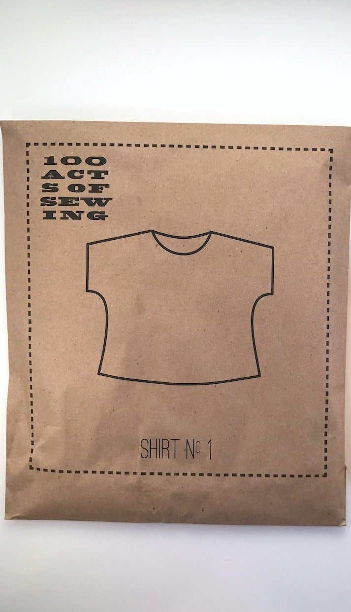 100 ACTS OF SEWING - SHIRT NL 1.