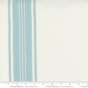 "Moda Fabrics  - Toweling - 18"" Lakeside Off White Storm"
