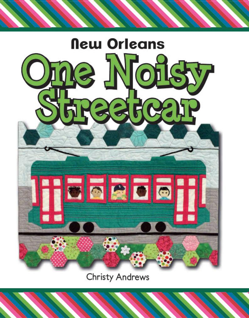CHRISTY ANDREWS - ONE NOISY STREETCAR