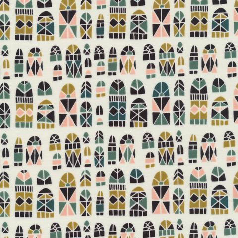 CLOUD9 FABRICS - FARAWAY PLACES - LOOKOUT