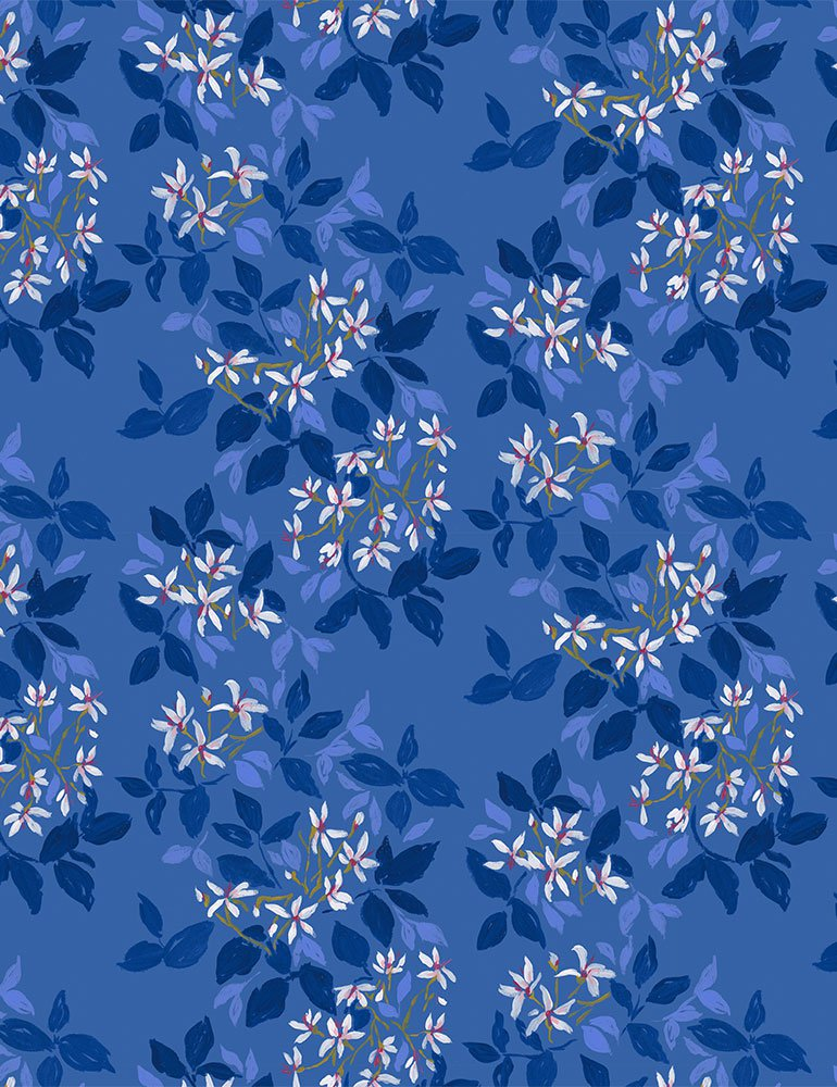 Dear Stella Fabric - American Summer - Indian - Hawthorne
