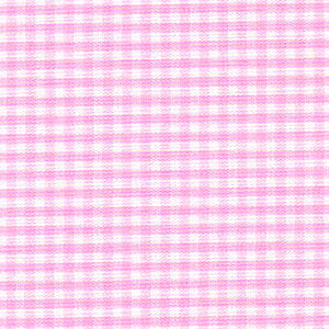 FABRIC FINDERS FABRICS - BUBBLEGUM GINGHAM