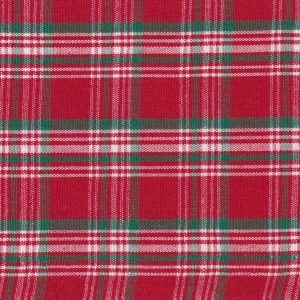 Fabric Finders Fabric - Christmas Plaid Fabric