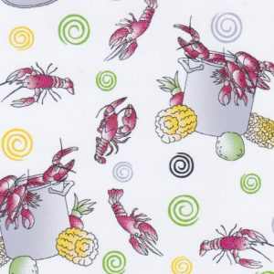 Fabric Finders Fabric - Crawfish Boil