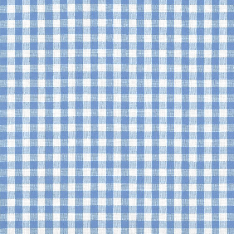 Fabric Finders Fabrics - Blue Gingham