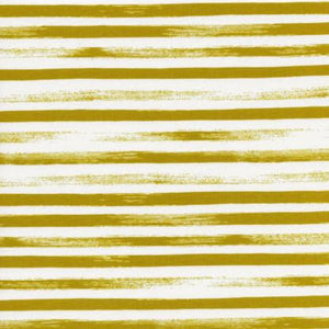 Cotton+Steel Fabrics - Gust Citron