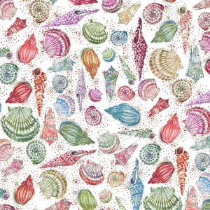 LIBERTY LONDON FABRICS - SOUNDS OF THE SEA TANA LAWN
