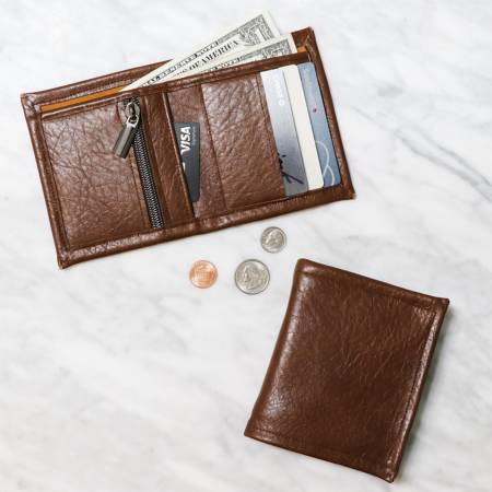 Lucky $2 Wallet Kit - Brown Legacy