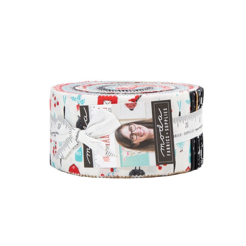 Moda Farm Charm Jelly Roll