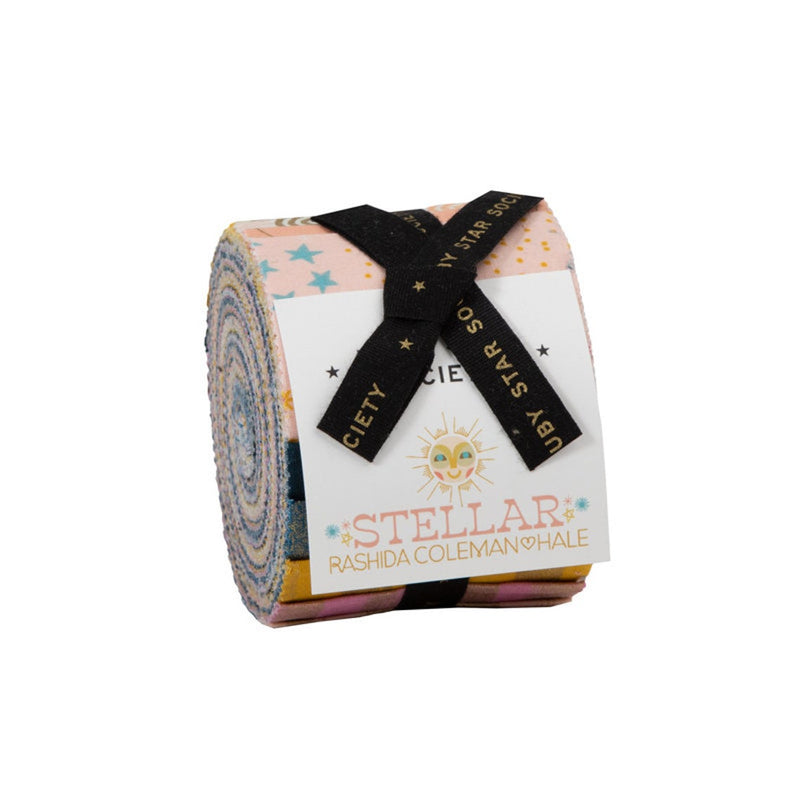 Moda Fabrics -  Ruby Star - Add It Up - Stellar Junior Jelly Roll