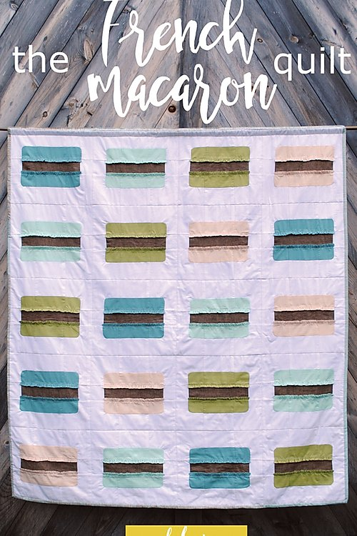 REVEL DESIGNS - FRENCH MACARON QUILT